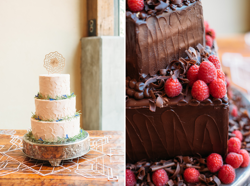 locally organic wedding cake austin