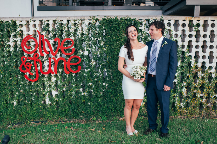 olive and june wedding in austin texas