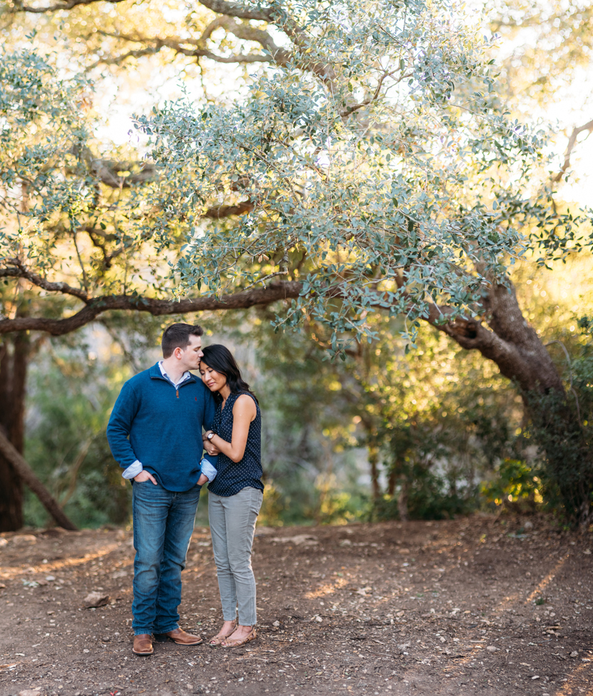 austin park engagement photos