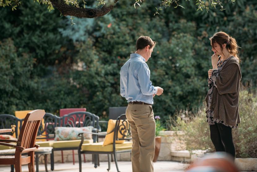 austin backyard proposal