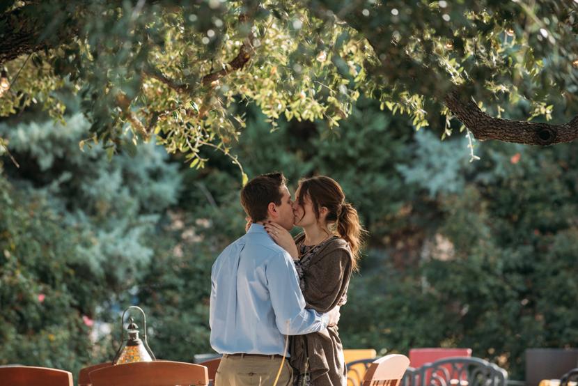 austin wedding proposal