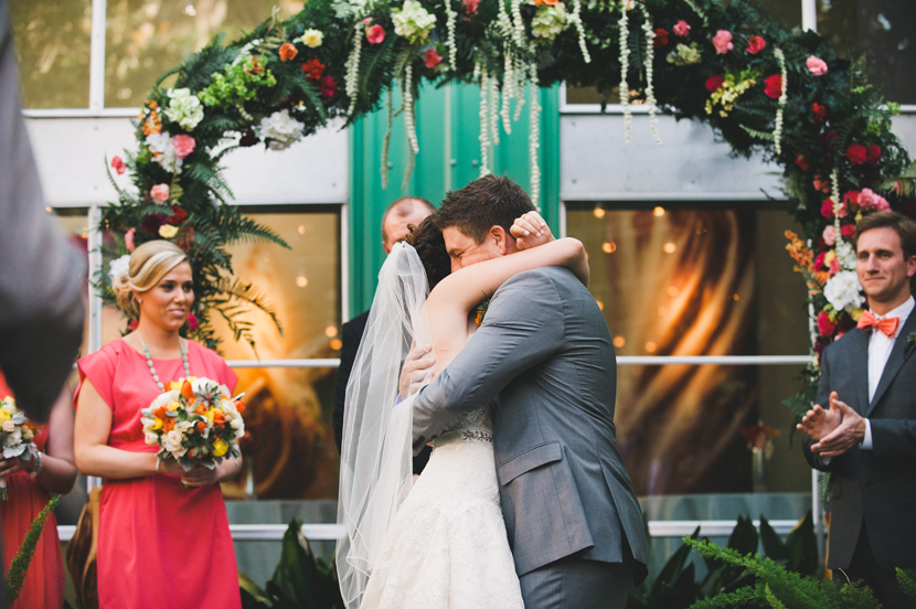 colorful weddings with great couples