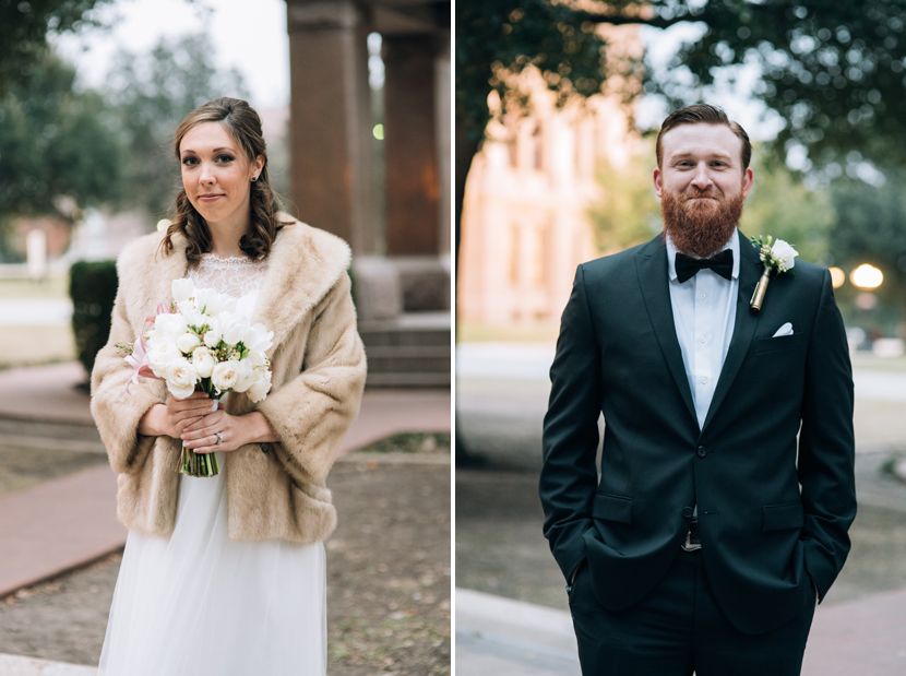 cold austin wedding weather