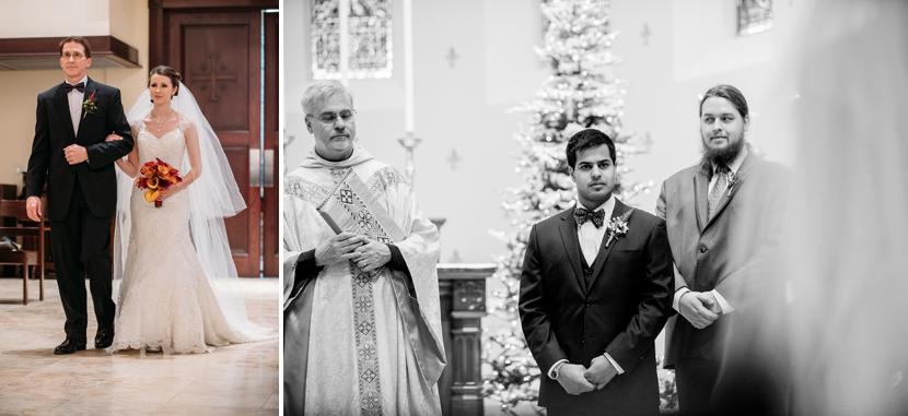 catholic indian wedding ceremony