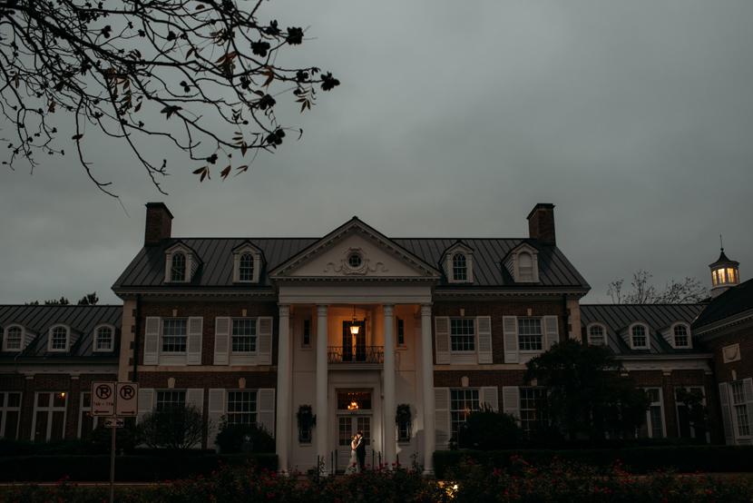 the mansion wedding austin
