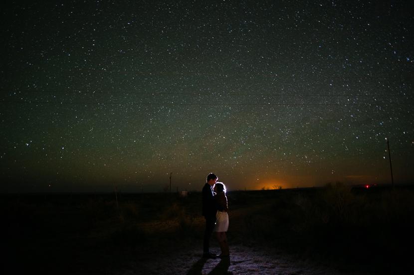 wedding astro photo