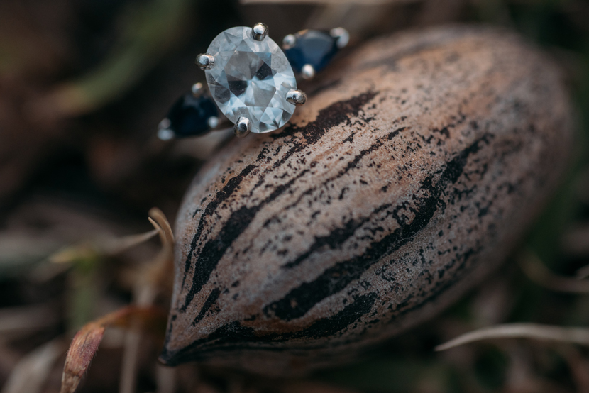 nontraditional engagement bands