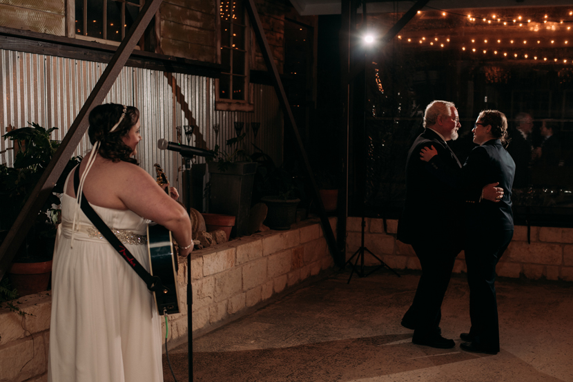 wedding serenade