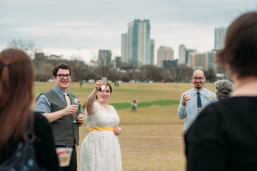 austin elopement pictures