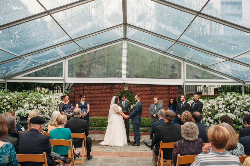 Houston Wedding At River Oaks Garden Club Wedding