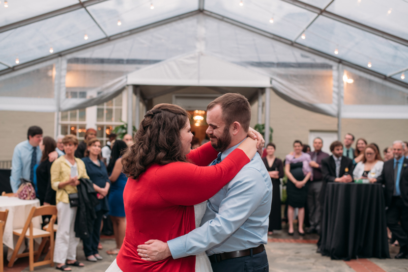 daylight first dance wedding