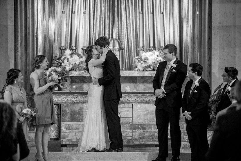 st austin church wedding