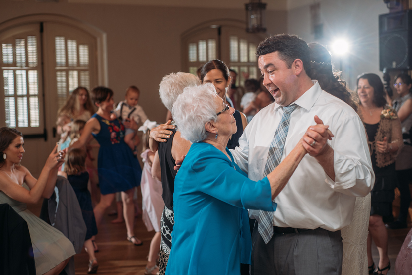 mothers day wedding dance