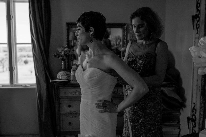 bride at le san michele