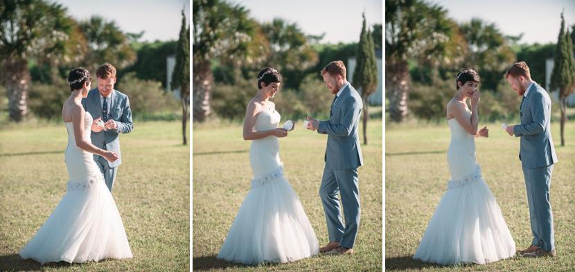 sweet people getting married in texas