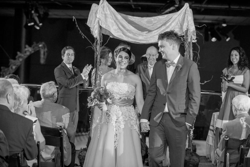 indoor wedding ceremony texas