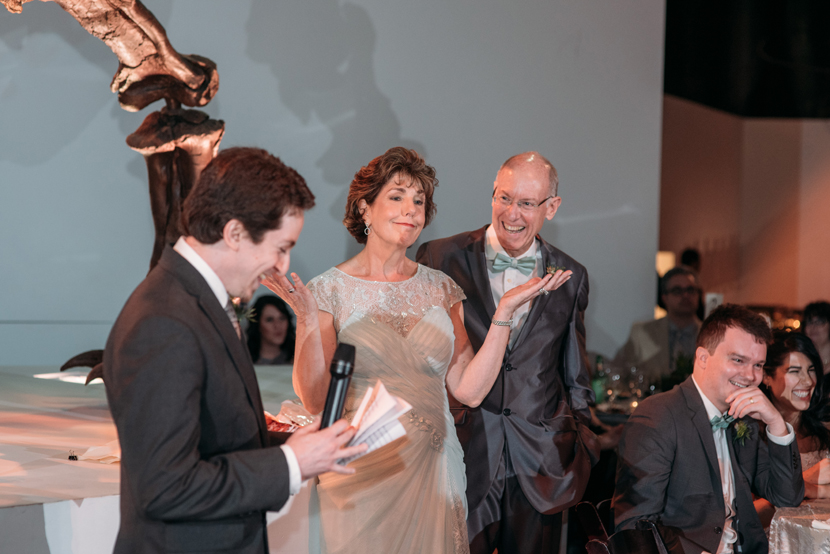 hmns wedding reception