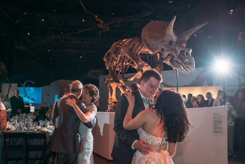 dinosaur weddings are awesome