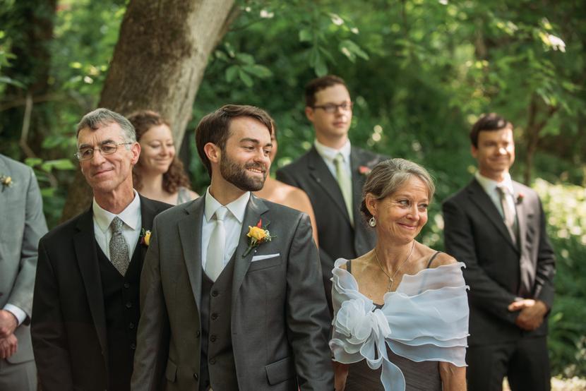 high-end backyard wedding ideas
