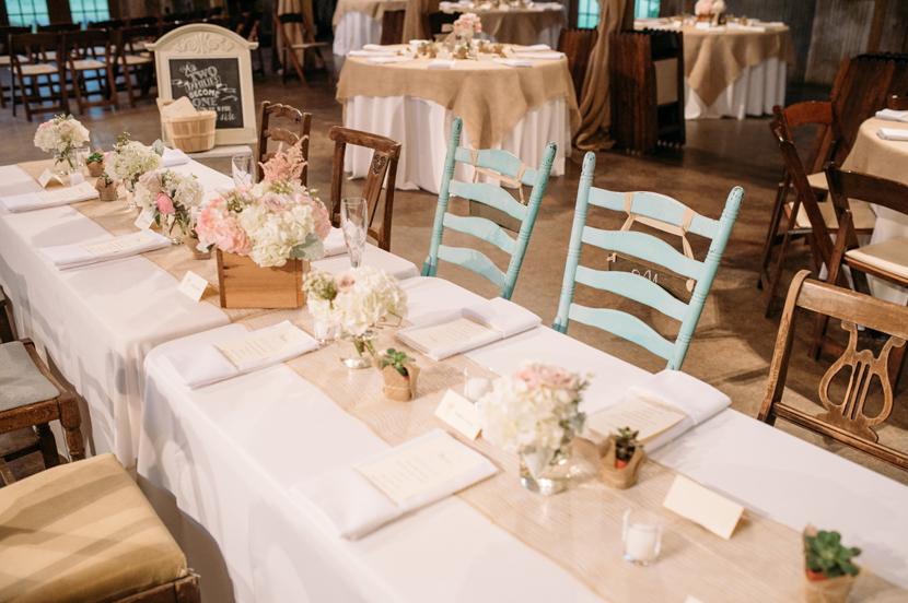 pinterest head wedding table
