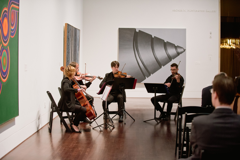art museum string quartet