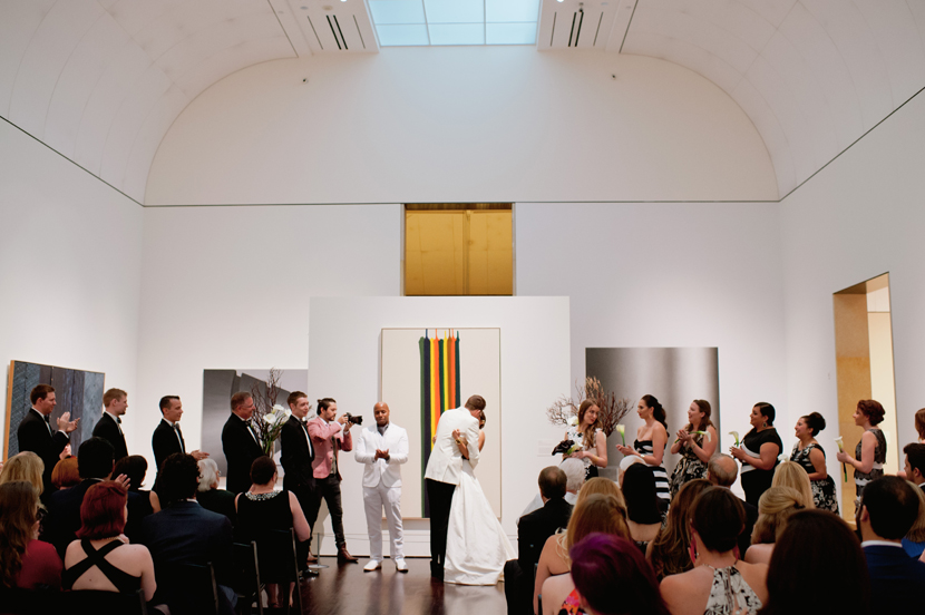 Bradley museum wedding