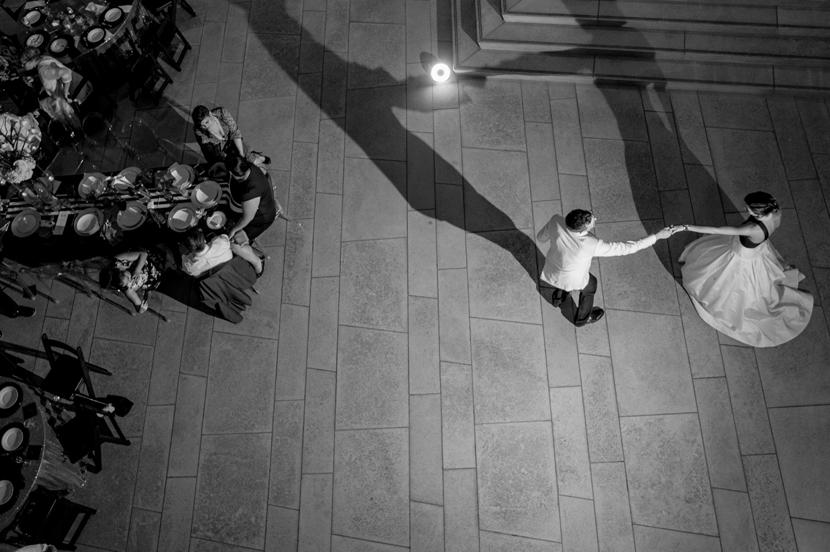 museum wedding texas