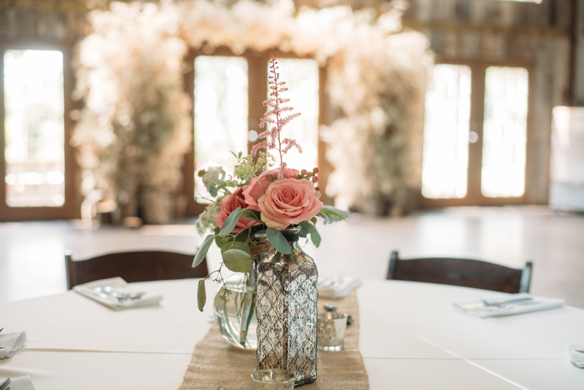 antique glass centerpieces