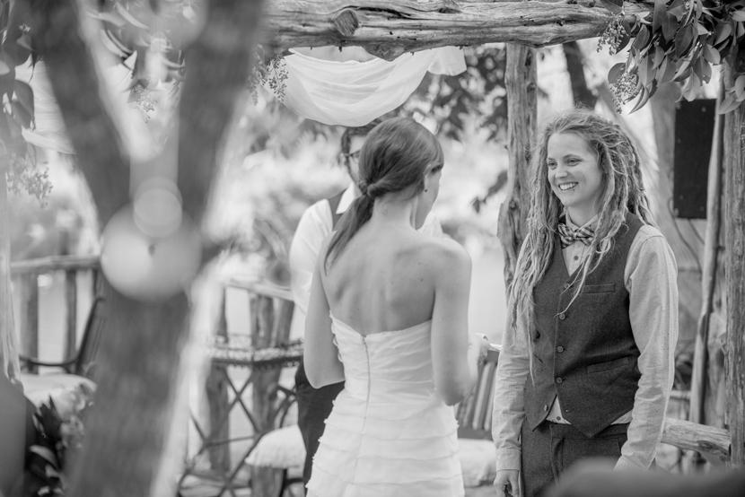 gay austin wedding ceremony