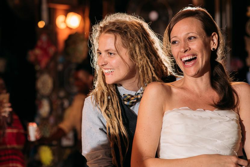 lesbian wedding austin