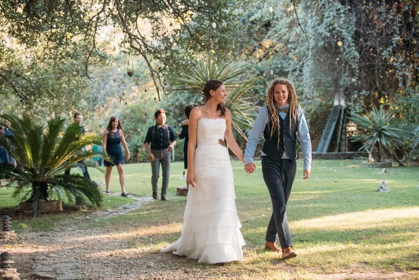 austin lesbian wedding