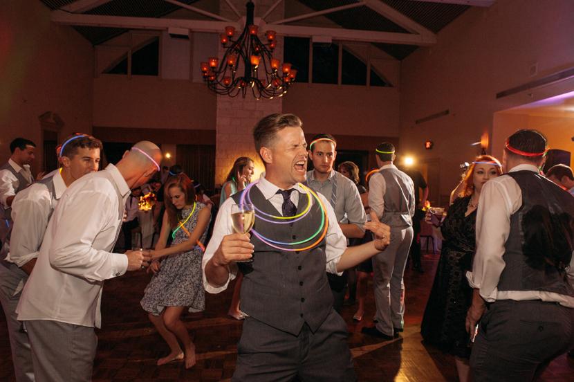 austin wedding reception photos