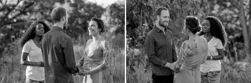 emotional elopement moments