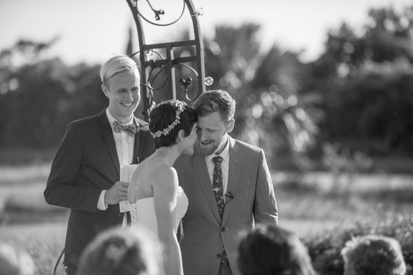 a practical wedding recommends