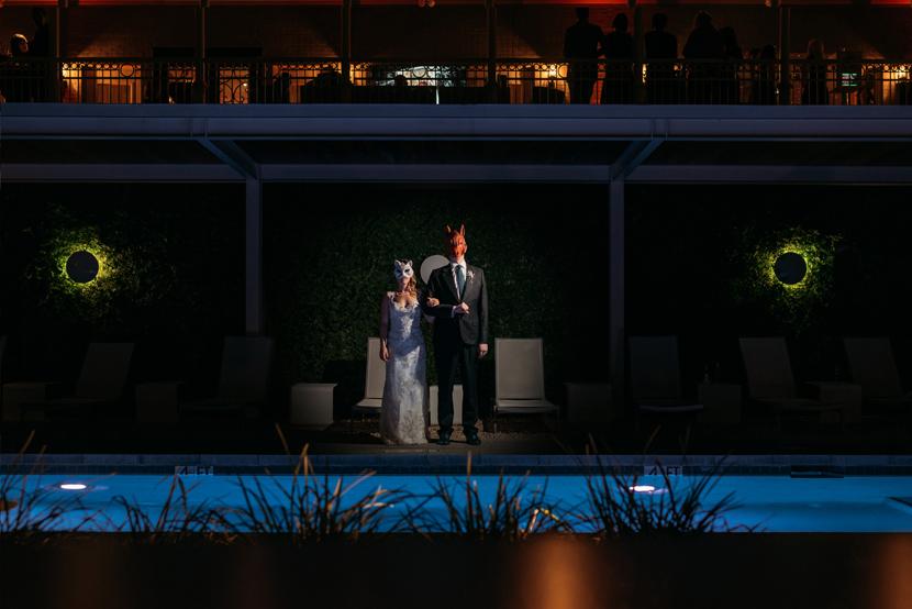 anthromorphic wedding ideas