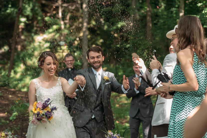 backyard wedding texas