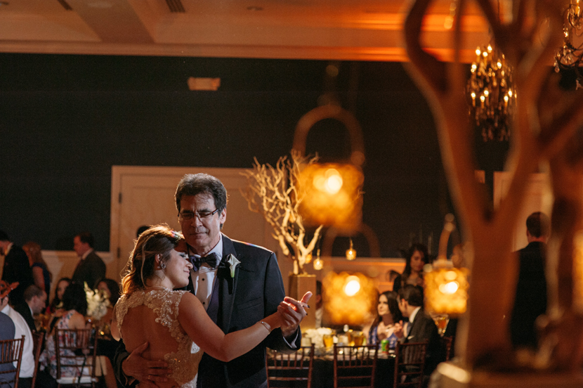 father daughter dances are emotional