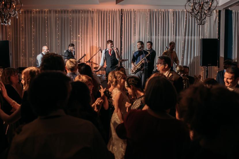 soul track mind wedding reception