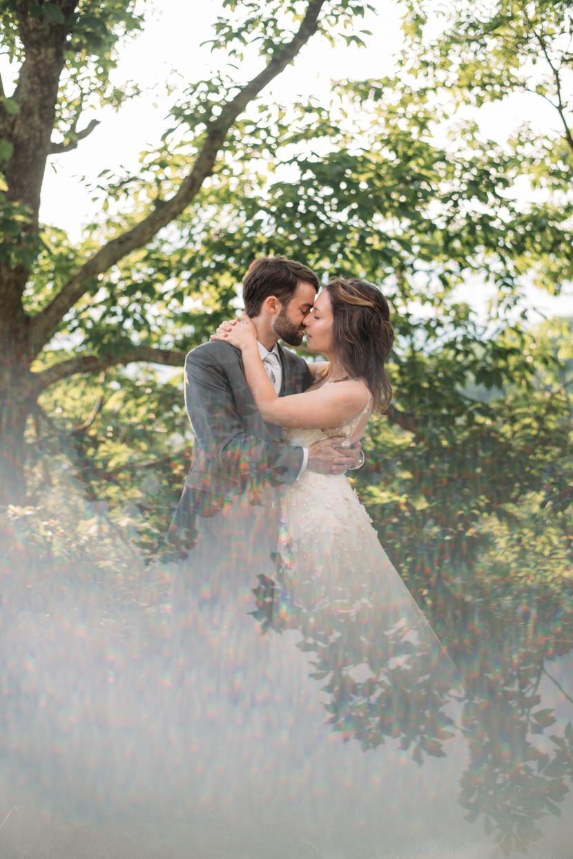 mountain wedding photos