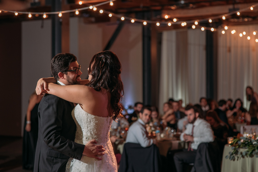 brazos hall first dance