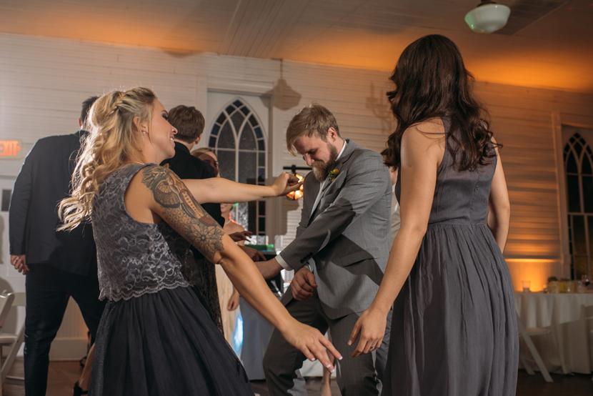 austin wedding receptions