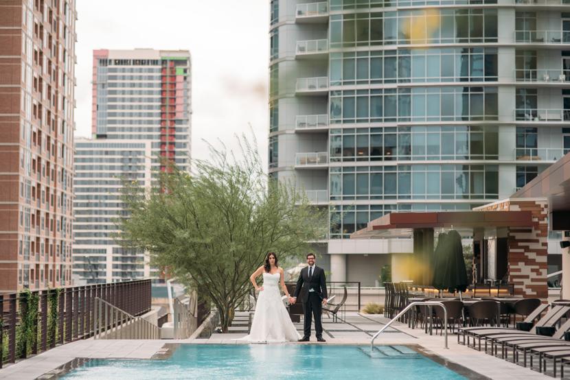marriott wedding downtown austin