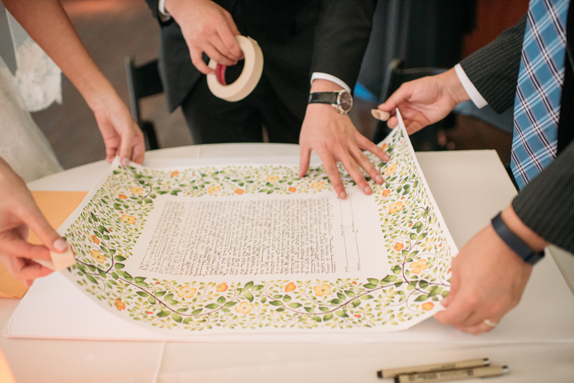 beautiful ketubah designs
