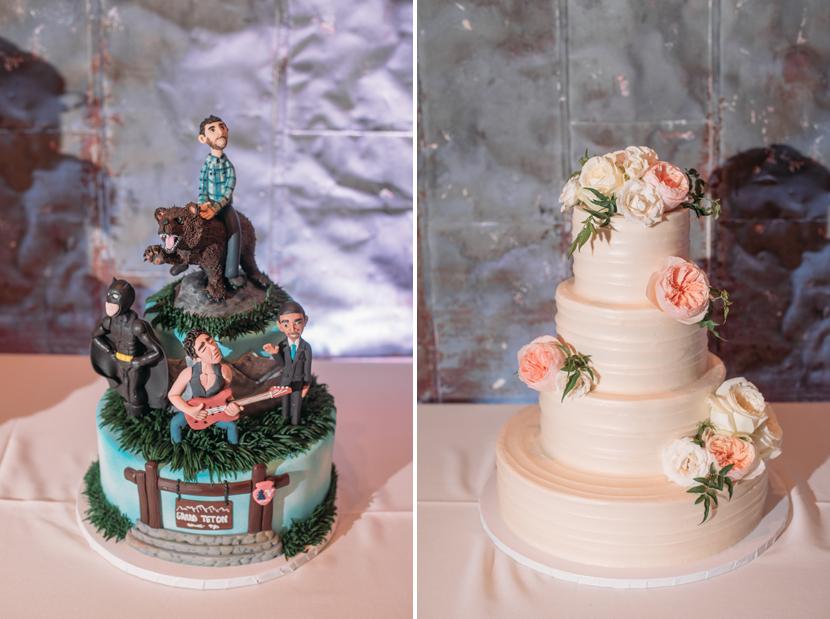 obama wedding cake