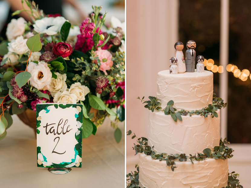cake toppers including your dog