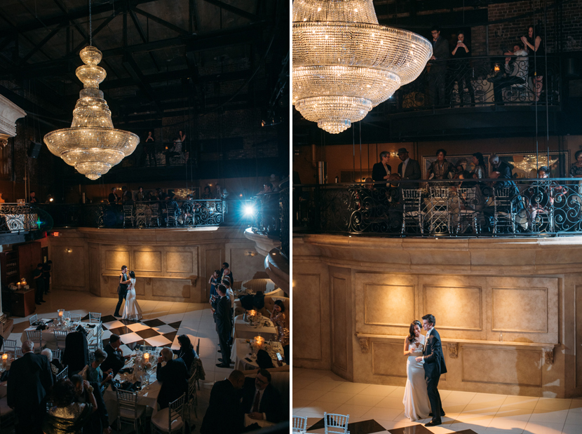 prohibition supperclub wedding