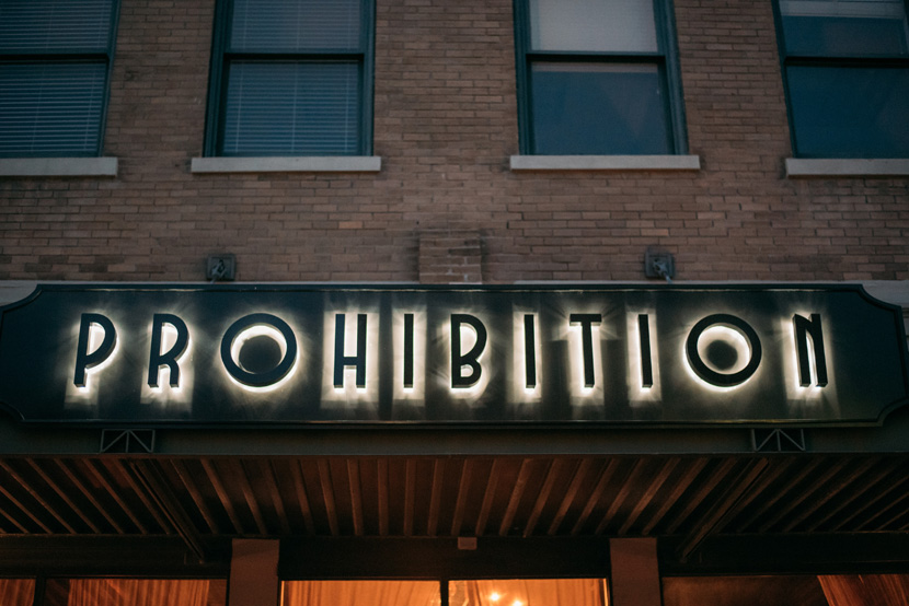 prohibition houston