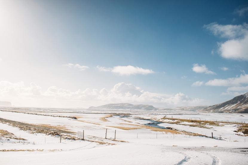southeastern iceland landscape
