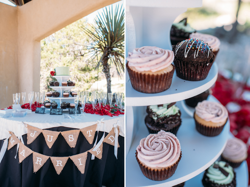 baked by amys wedding cupcakes