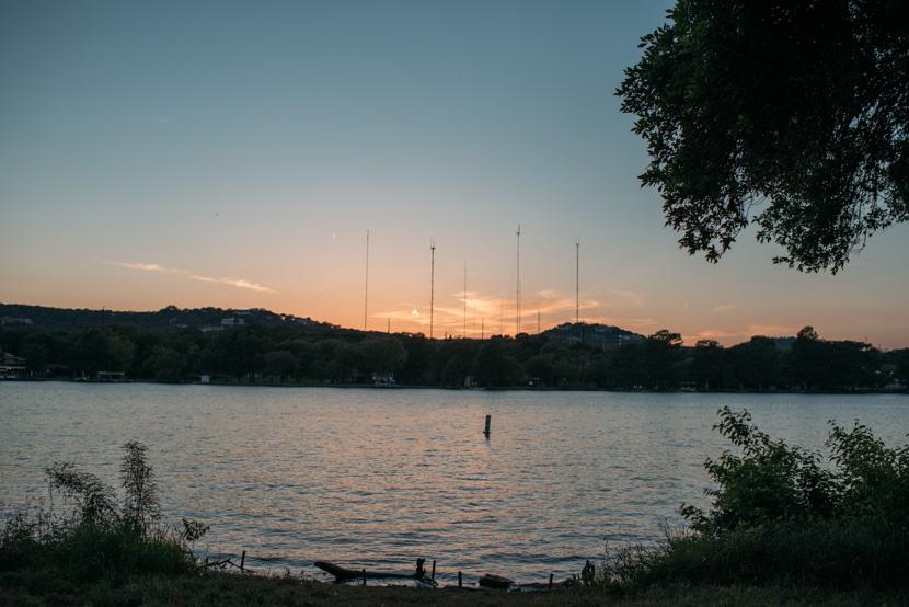 lakefront at laguna gloria